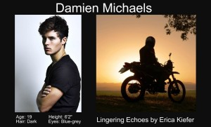 Damien Michaels Character Card