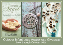 Oct Infant Loss Giveaway 2017